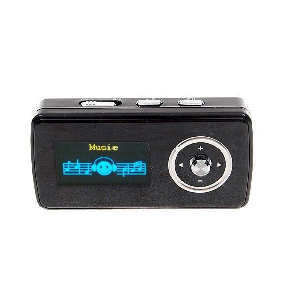נגן MP3 תאורת OLED בנפח 1GB