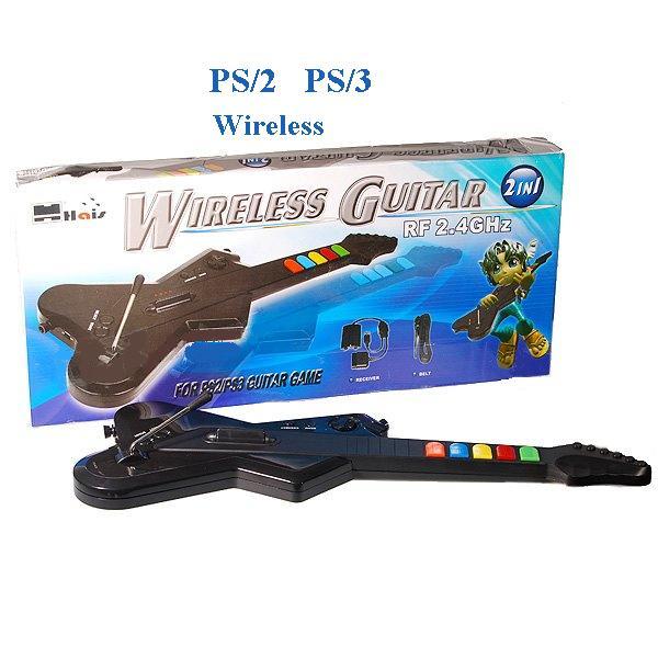 גיטרה אלחוטית PlayStation