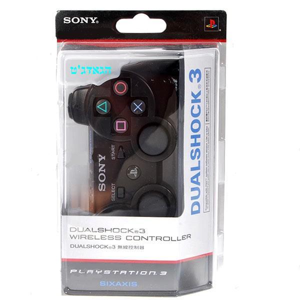 שלט אלחוטי מקורי Sony PlayStation 3