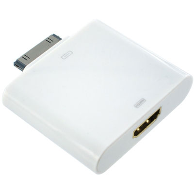 מתאם HDMI למכשירי iPhone ומכשירי iPad