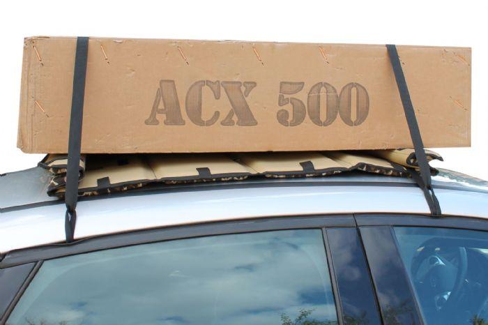 לחץ כאן לרכישת TOP X גגון מתקפל-מתאים לכל סוגי הרכבים, להרכבה לאורך או לרוחב הגג.