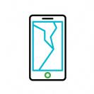 תיקון מסך אייפון 6