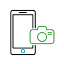 תיקון מצלמה אייפון 6 פלוס