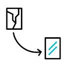 תיקון כפתור בית אייפון 6S פלוס