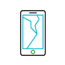 תיקון מסך אייפון 7 פלוס