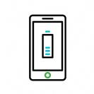 תיקון סוללה אייפון 7 פלוס