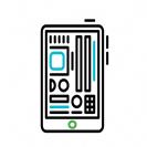 תיקון כפתור בית אייפון XS MAX