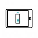 החלפת סוללה לטאבלט גלקסי Tab S4