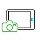 תיקון מצלמה לטאבלט גלקסי Tab S4