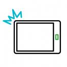 תיקון ספיקר לטאבלט גלקסי Tab S4
