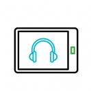 תיקון שקע אזניות לטאבלט גלקסי Tab S4