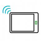 תיקון בבעיות קליטה בטאבלט גלקסי Tab S4