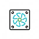 תיקון מערכת קירור למחשב נייד Asus