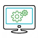 תיקון והתקנת תוכנה למחשב נייח Asus