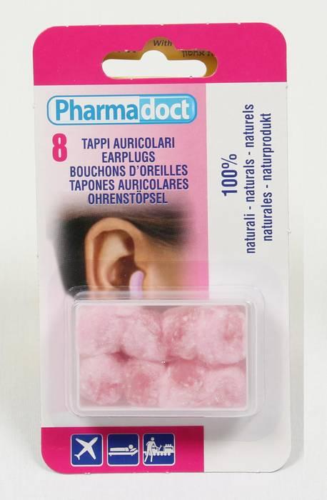 אטמי אוזניים שעווה PHARMADOCT
