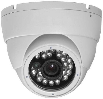 מצלמת אבטחה אנטי ונדל Toptico TO-3001HDI