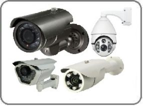 מצלמות ומערכות HD CVI