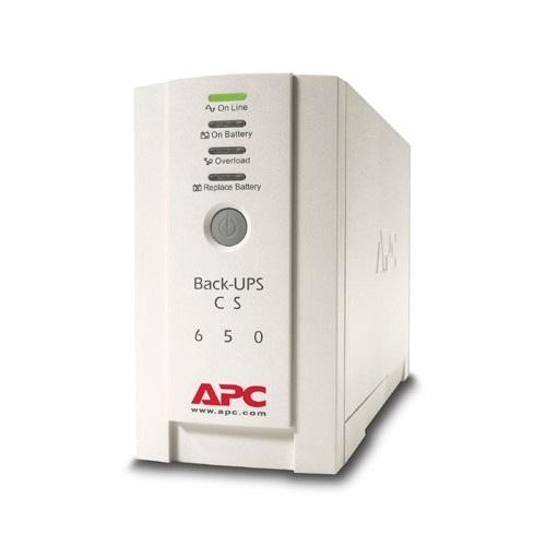 אל פסק APC Back-UPS 650, 230V