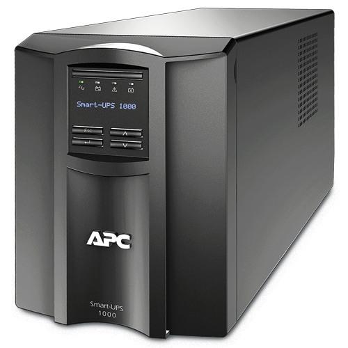 אל פסק APC Smart-UPS 1000VA LCD 230V SMT1000I