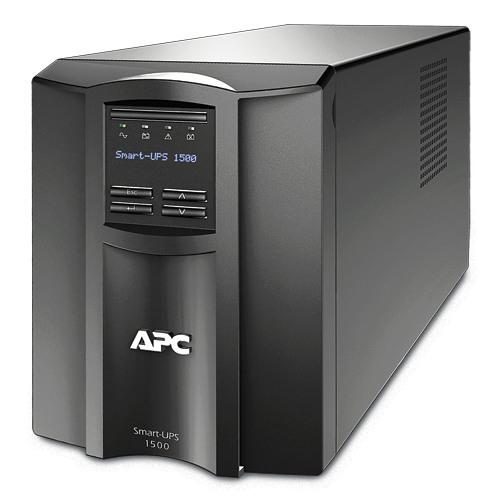 אל פסק APC Smart-UPS 1500VA LCD 230V SMT1500I
