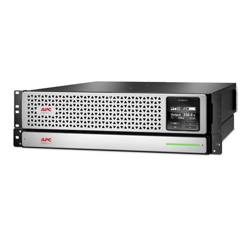 אל פסק APC Smart-UPS SRT Li-Ion 1000VA RM 230V SRTL1000RMXLI