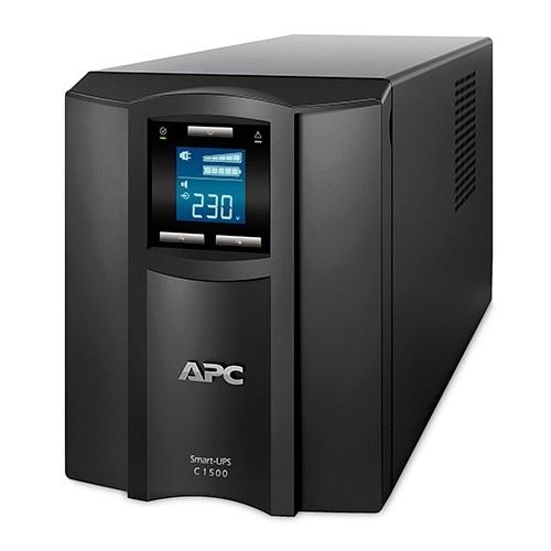 אל פסק APC Smart-UPS C 1500VA LCD 230V SMC1500I