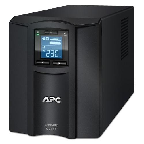 אל פסק APC Smart-UPS C 2000VA LCD 230V SMC2000I