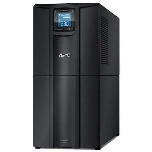 אל פסק APC Smart-UPS C 3000VA LCD 230V SMC3000I