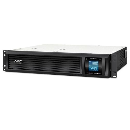 אל פסק APC Smart-UPS C 2000VA LCD RM 2U 230V SMC2000I-2U