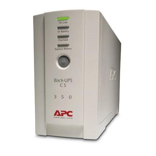 אל פסק APC Back-UPS 350, 230V