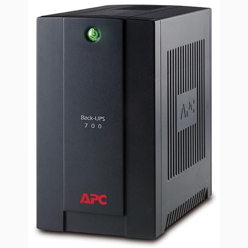 אל פסק APC Back-UPS 700VA, 230V, AVR, IEC Sockets BX700UI