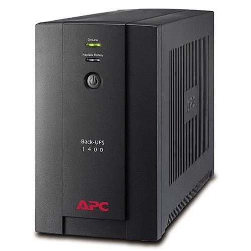 אל פסק APC Back-UPS 1400VA, 230V, AVR, IEC Sockets