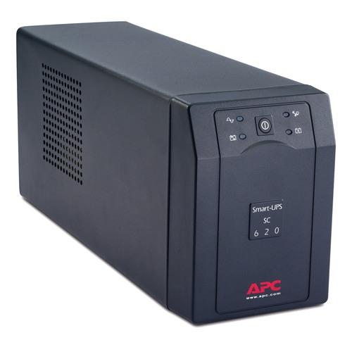 אל פסק APC Smart-UPS SC 620VA 230V SC620I