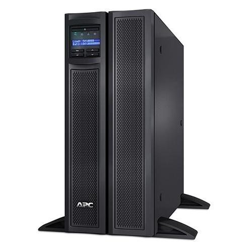 אל פסק APC Smart-UPS X 2200VA Rack/Tower LCD 200-240V SMX2200HV