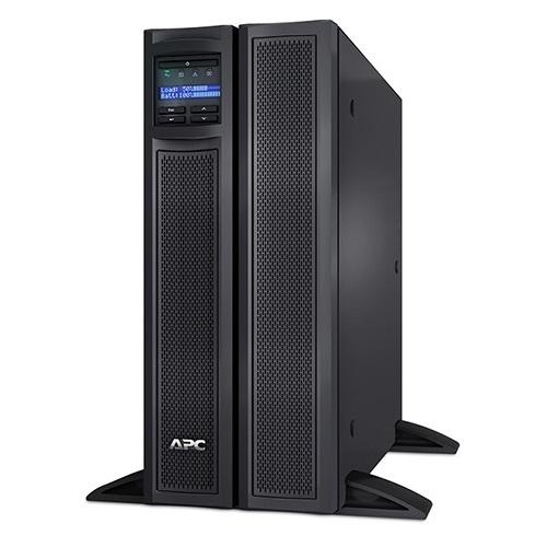 אל פסק APC Smart-UPS X 3000VA Rack/Tower LCD 200-240V SMX3000HV