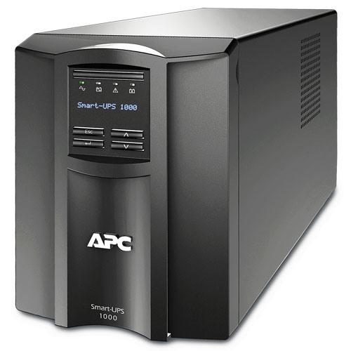 אל פסק APC Smart-UPS 1000VA LCD 230V with SmartConnect SMT1000IC