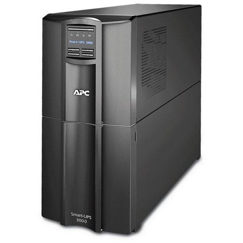 אל פסק APC Smart-UPS 3000VA LCD 230V with SmartConnect SMT3000IC