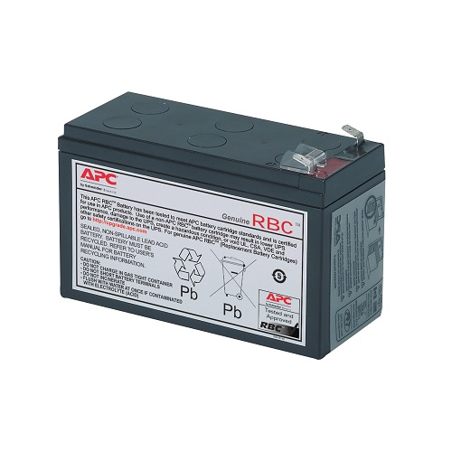 מצבר APC Replacement Battery Cartridge #17 RBC17