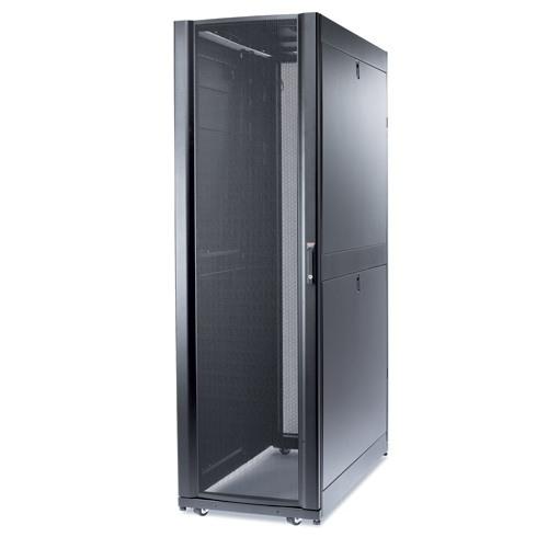 ארון תקשורת NetShelter SX 42U 600mm Wide x 1200mm Deep Enclosure with Sides Black AR3300