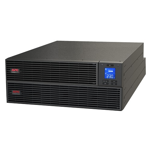 אל פסק APC Easy UPS On-Line SRV RM 6000 VA 230V ,with Rail Kit, External Battery Pack SRV6KRIRK