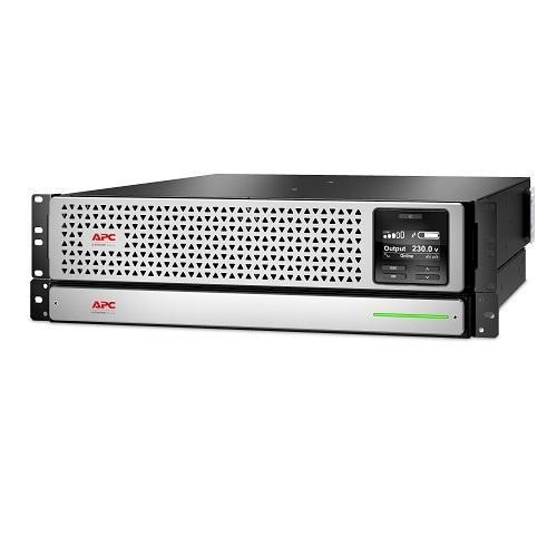 אל פסק APC SMART-UPS SRT LI-ION 3000VA RM 230V SRTL3000RMXLI