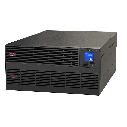 אל פסק APC Easy UPS SRV RM 6000VA 230V with External Battery Pack,with RailKit SRV6KRILRK