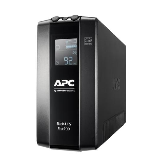 אל פסק Back UPS Pro BR 900VA, 6 Outlets, AVR, LCD Interface BR900MI