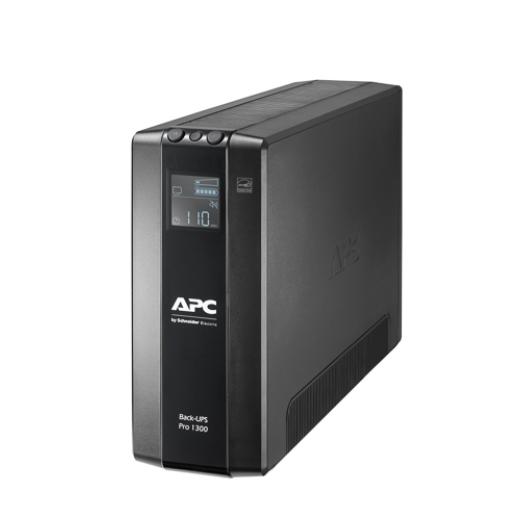 אל פסק Back UPS Pro BR 1300VA, 8 Outlets, AVR, LCD Interface BR1300MI