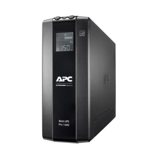 אל פסק Back UPS Pro BR 1600VA, 8 Outlets, AVR, LCD Interface BR1600MI