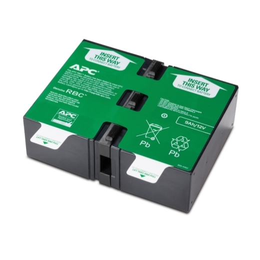 מצבר APC Replacement Battery Cartridge #166 APCRBC166