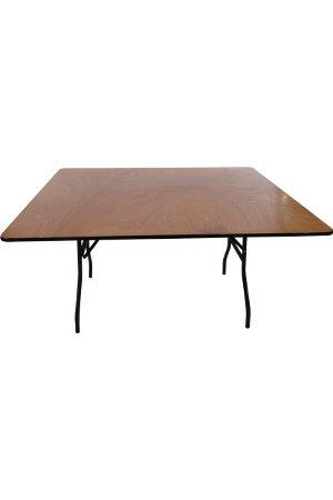 """שולחן מרובע 120/120 ס""""מ - Squar Table 120/120 cm"""