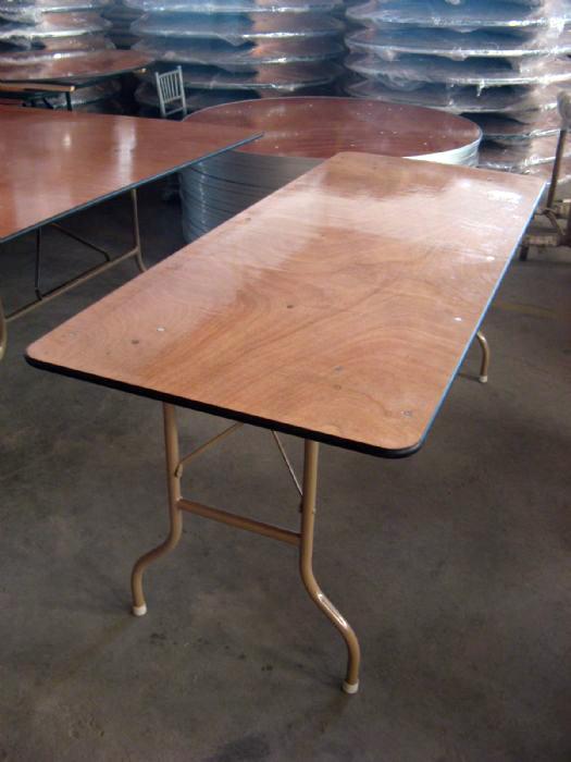 """שולחן מלבני 183 ס""""מ"""