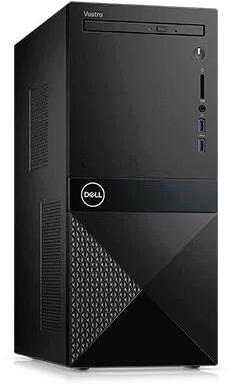 Dell Vostro 3670 - i3-8100 - 4GB - 1TB - 3Y-WIN10