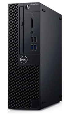 Dell OptiPlex 3060 SFF - i5-8500 - 256GB SSD - 8GB - 3Y-WIN10